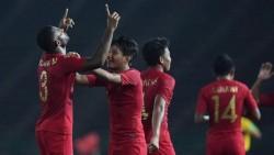 Timnas Indonesia U-22 ke Final Piala AFF