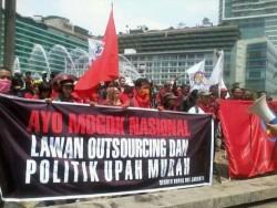 Tolak Omnibus Law, 2 Juta Buruh Bersiap akan Mogok Kerja
