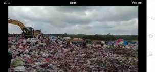 TPA Muara Fajar Sudah Rapi, Tidak Ada Lagi Sampah Menggunung dan Antrian Panjang