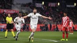 Tundukkan Girona, Madrid ke Semifinal Copa Del Rey
