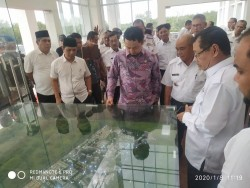 Undang Syahrul Aidi, Bupati Harris Ekspos Potensi Kabupaten Pelalawan