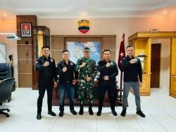 Usai Bertemu Kapolda, DPW SPI Riau Bersilaturahmi Dengan Danrem 031/Wirabima