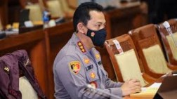 Usai Dilantik Jokowi, Listyo Sigit Akan Langsung Gelar Upacara Sertijab