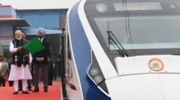 Usai Diresmikan PM Modi, Kereta Cepat Pertama Buatan India Mogok