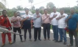 Usai Dua Warga Kampa Mengidap DBD, Repol Fogging Lingkungan Rumah Korban