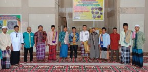 Usai Pulau Pencong, Buya Habib Lanjutkan Reses di Lubuk Agung Yang Dulu Disebut Sebagai Desa PPP