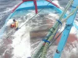 Usai Tugboat Tenggelam Tadi Malam, 3 Nelayan Tanjung Pinang Hilang Kontak Siang Ini