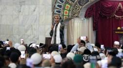Ustadz Abdul Somad di Medan: Ngeri-ngeri Sedap Juga Kurasa