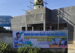 Ustadz Komua Isi Tabligh Akbar di Masjid Raudhatul Jannah Terantang, Juga Dihadiri Repol SAg