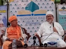 Ustadz T Zulkarnaen Dan Ustadz Orange Safari Dakwah Di Riau