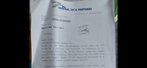 Utang Lunas Tapi SKGR Raib, Nasabah Somasi BRI Pekanbaru Unit Sail 3x24 Jam