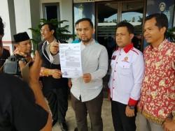 Wakil Bupati Aceh Timur Dilaporkan ke Polisi DugaanTendang Perawat