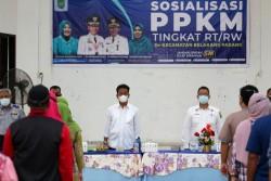 Wako Rudi Targetkan Belakang Padang Nol Kasus Covid-19 Sebelum 17 Agustus