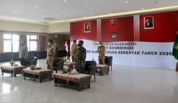 Wali Kota Batam Rakor Hasil Pilkada 2020 Bersama Presiden Jokowi