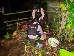 Warga Agam Heboh, Ditemukan Ranjau Darat Aktif di Kebun Talas