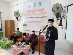 Wawako Ajak Warga Maksimalkan Lazismu di SMK Muhammadiyah 3 Pekanbaru