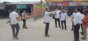 Wilayah Jalan Teropong Jadi Prioritas Pemkab Kampar dan Pemko Pekanbaru