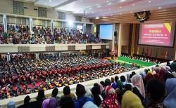 Wisuda 1.202 Mahasiswa, Univ. Ekasakti akan Bertransformasi Jadi PT Berbasis Riset dan Entrepreneur