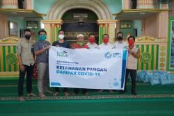 YBM PLN UIP Sumbagteng Kembali Salurkan 775 Paket Sembako 10 Titikdi Pekanbaru