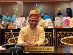 Yuyun Hidayat Puji Polda Riau Berhasil Gulung Sindikat Narkoba